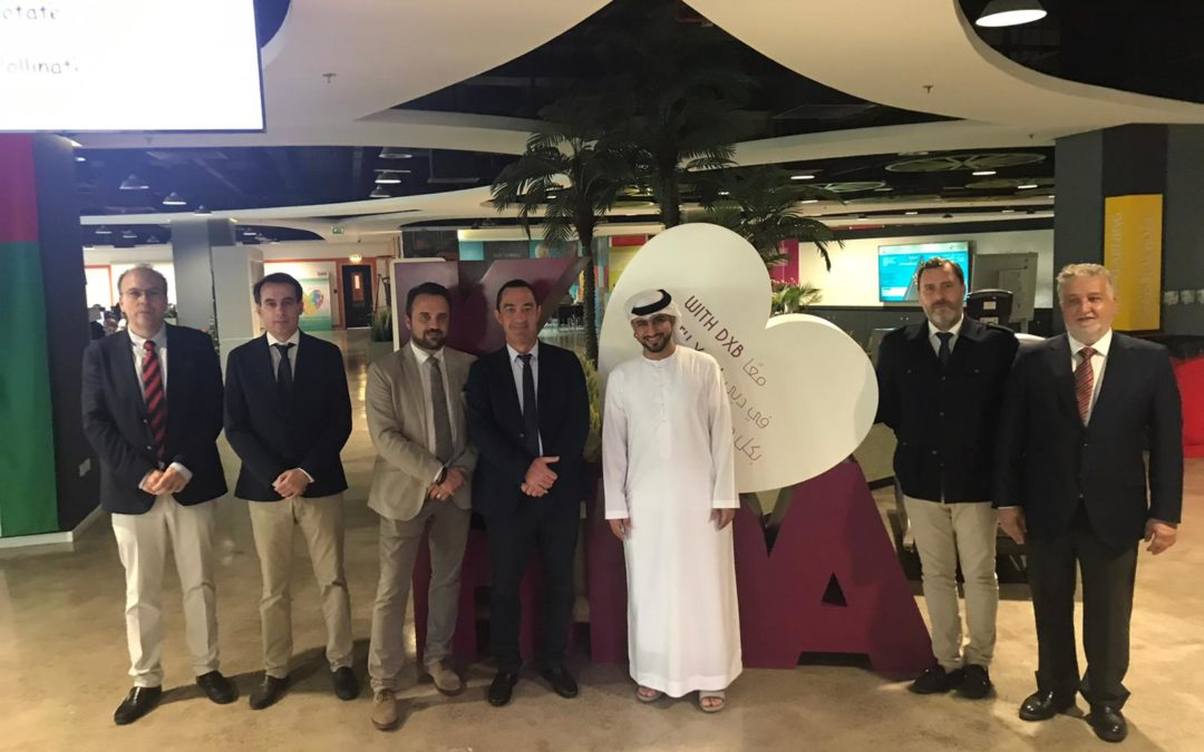 INNOVA, FIRST EDUCATIONAL MEETING IN DUBAI