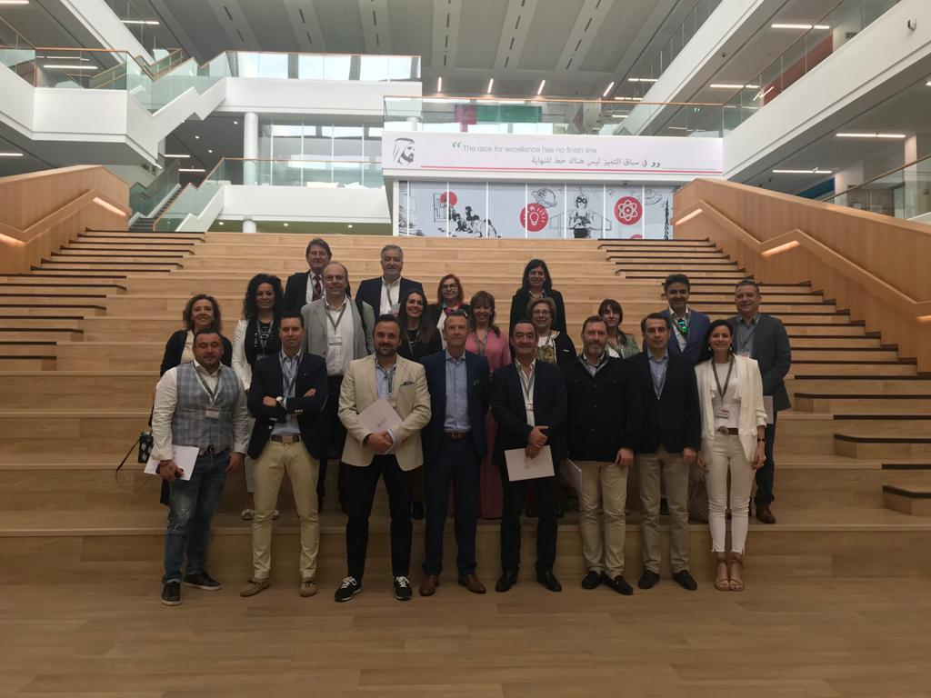 INNOVA, FIRST EDUCATIONAL MEETING IN DUBAI