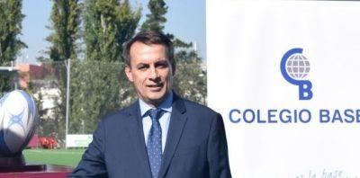 ENTREVISTA CON MANUEL BELLÓN, DIRECTOR DEL COLEGIO BASE